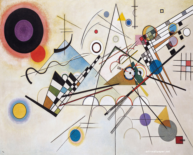 Kandinsky W. Composition 8