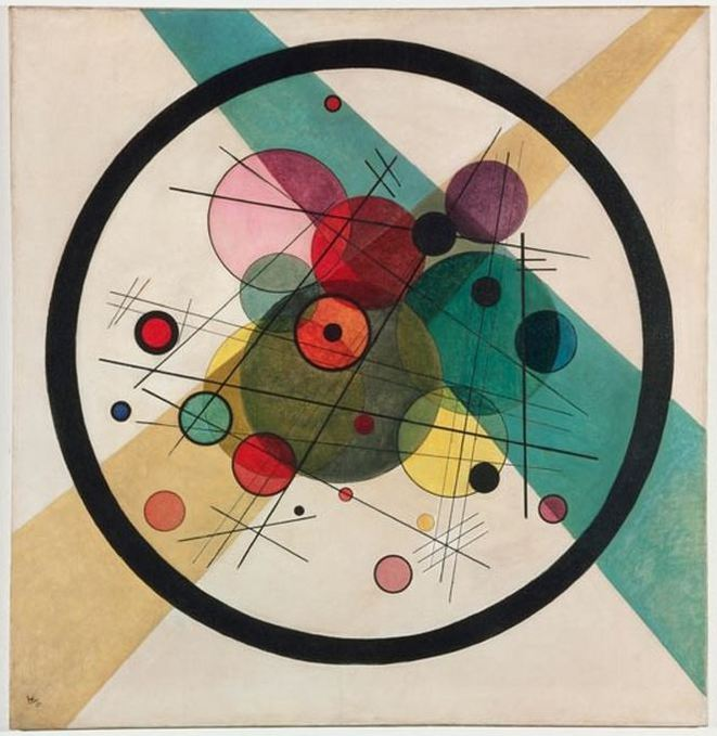 Kandinsky W. Black Circle