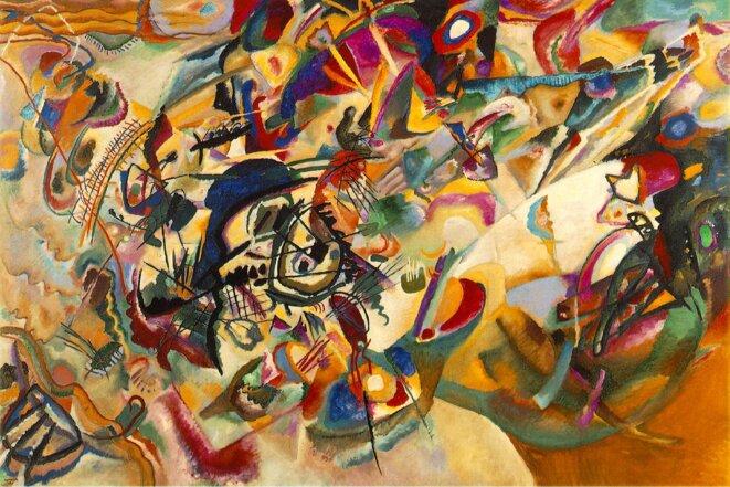 Kandinsky W. Composition 7