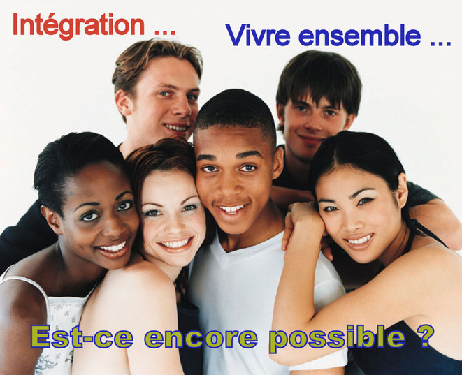 Vivre ensemble... © Pierre Reynaud