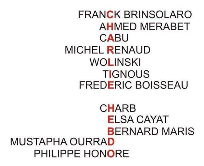 Les 12 premières victimes croisées à Charlie Hebdo