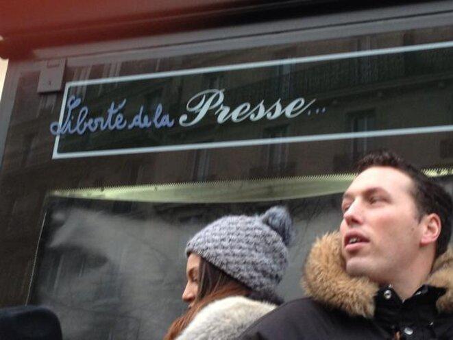 Liberté de la presse