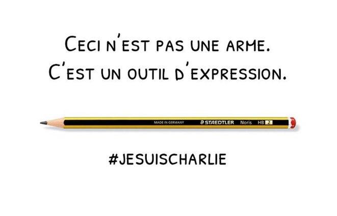 « Ceci n'est pas une arme. C'est un outil d'expression » © Yannick Querat