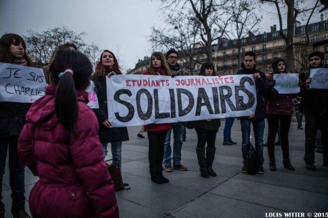 Solidarité  © Louis Witter