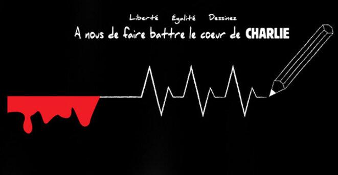 « À nous de faire battre le cœur de Charlie ! »