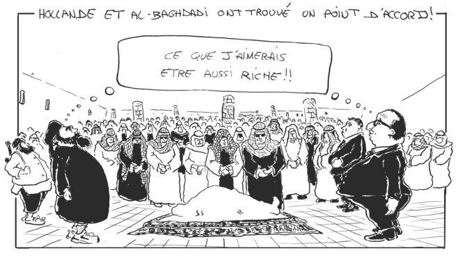 Les funérailles du roi Abdallah d'Arabie saoudite © Vinch