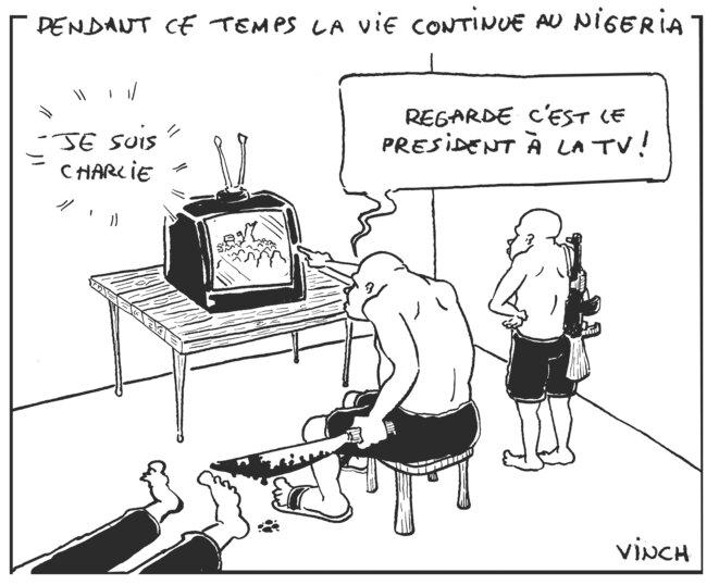 Charlie vue du Nigeria © Vinch