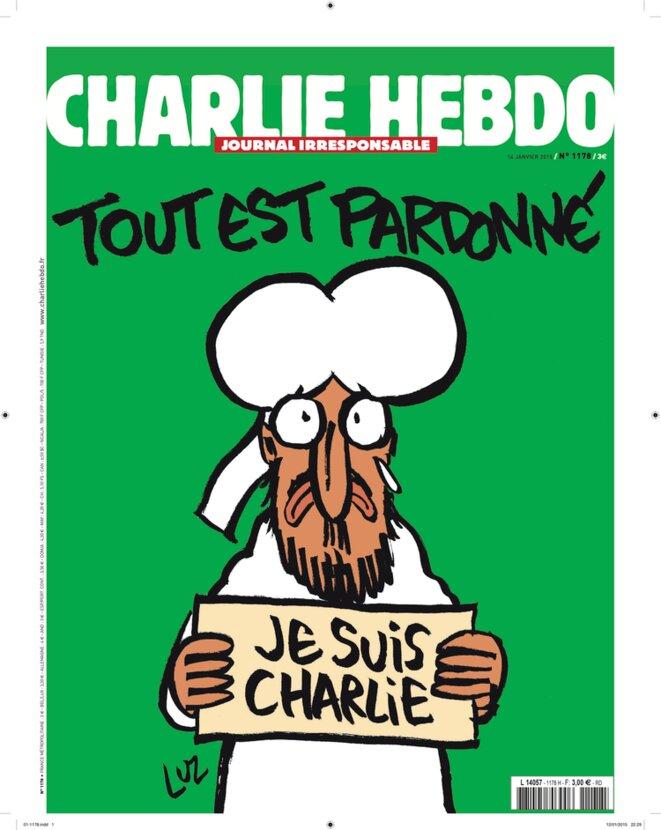 Charlie Hebdo, N°1178 (14 janvier 2015)