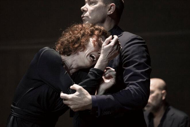 "Scène de ""Marie Stuart"" © Jan Versweyveld"