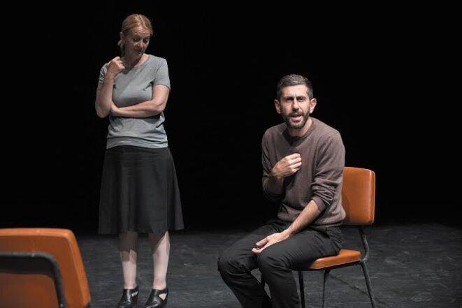 Daria Deflorian Et Antonio Tagliarini Le Théâtre Est Il Un Acte