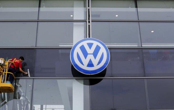 Una fábrica de Volkswagen en Sevilla. © Marcelo del Pozo / Reuters