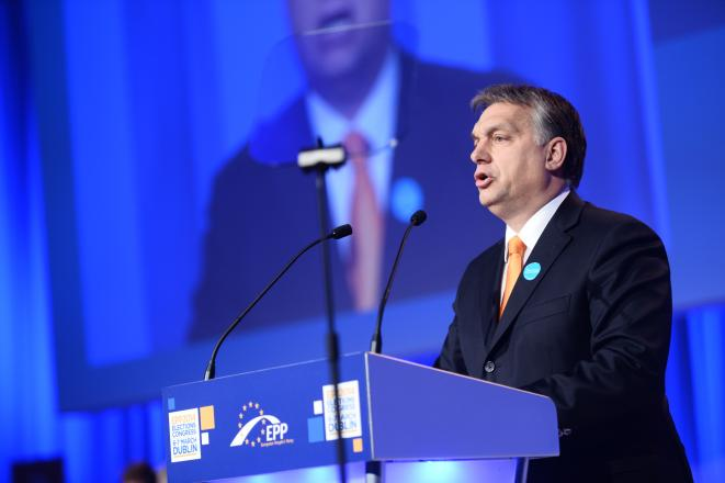 Viktor Orbán.  © Wikimedia Commons