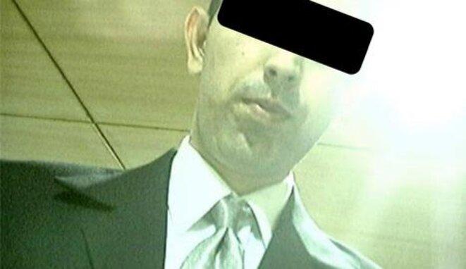 Asim Iqbal, conocido como 'F1' durante la investigación en la que fue testigo protegido.