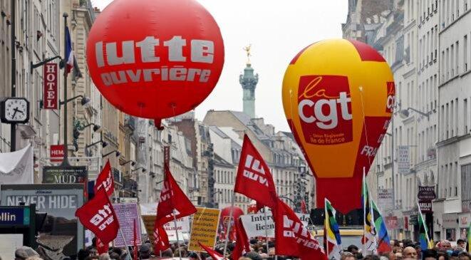 Les syndicats perdent la confiance des Français.