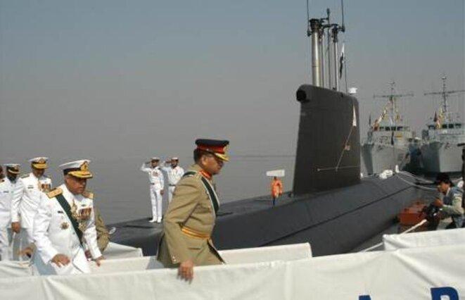 Sous-marin Agosta