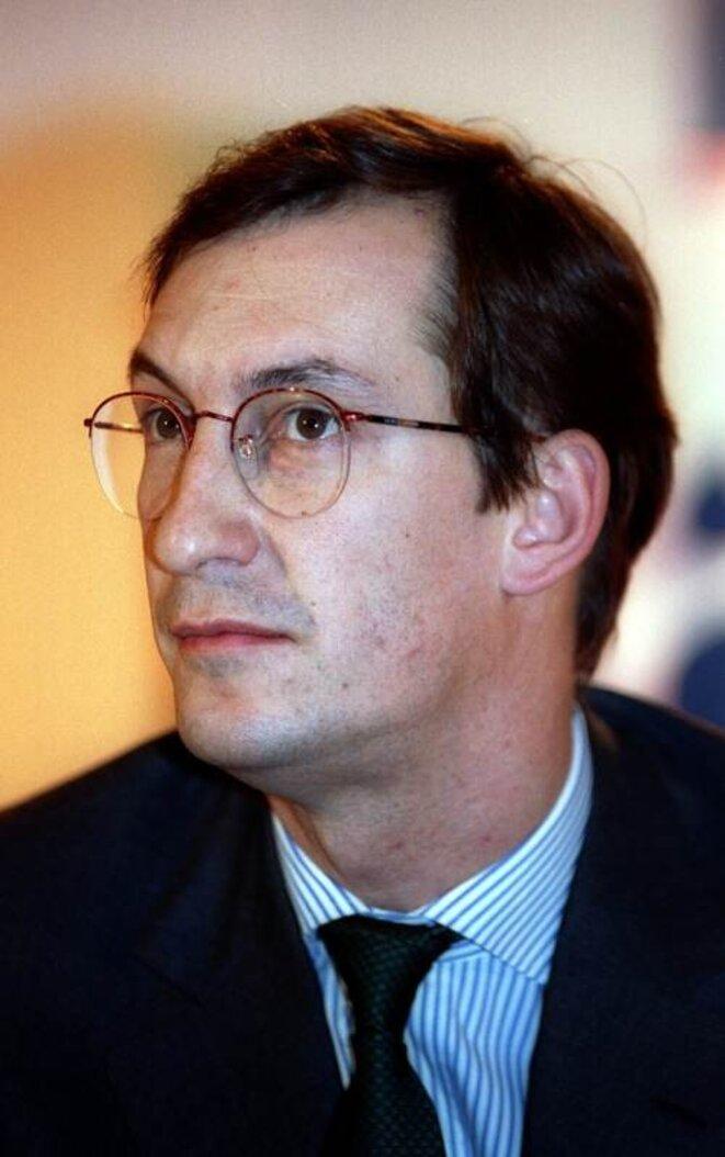 Nicolas Bazire, l'autre Nicolas des années Balladur.  © Reuters