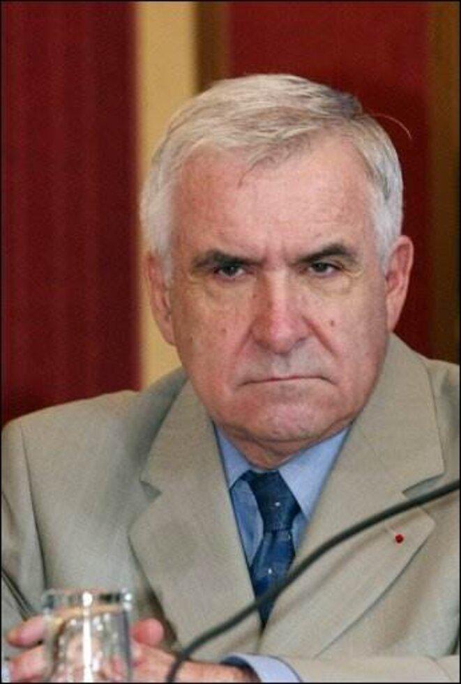 Yves Bertrand