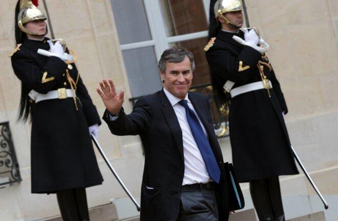 Le 3 janvier à l'Elysée.  © Reuters