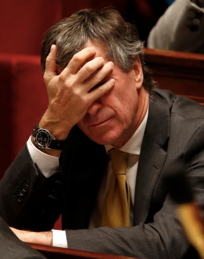 J. Cahuzac © Reuters