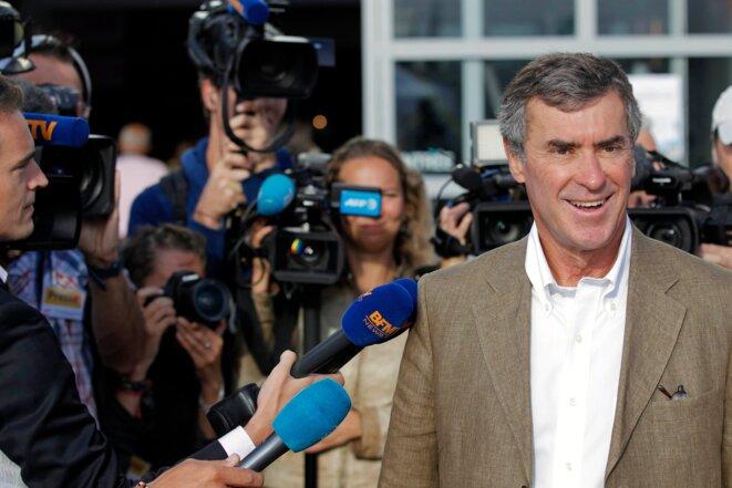 Jérôme Cahuzac © Reuters