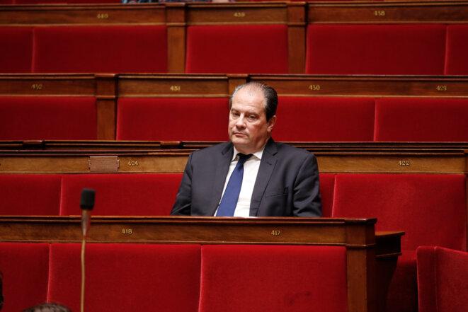 Jean-Christophe Cambadélis, le premier secrétaire du PS, en décembre 2014.