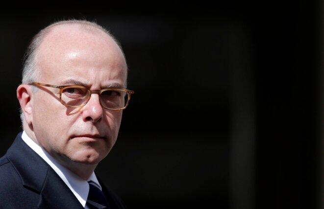 Bernard Cazeneuve a pris la succession de Manuel Valls au ministère de l'intérieur.