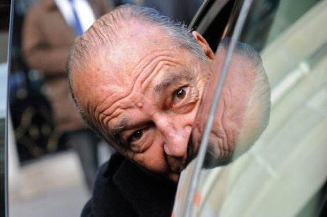 J. Chirac © Reuters