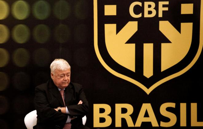 Ricardo Teixeira, ancien patron du football brésilien et dirigeant de la FIFA impliqué dans des affaires de corruption. © Reuters