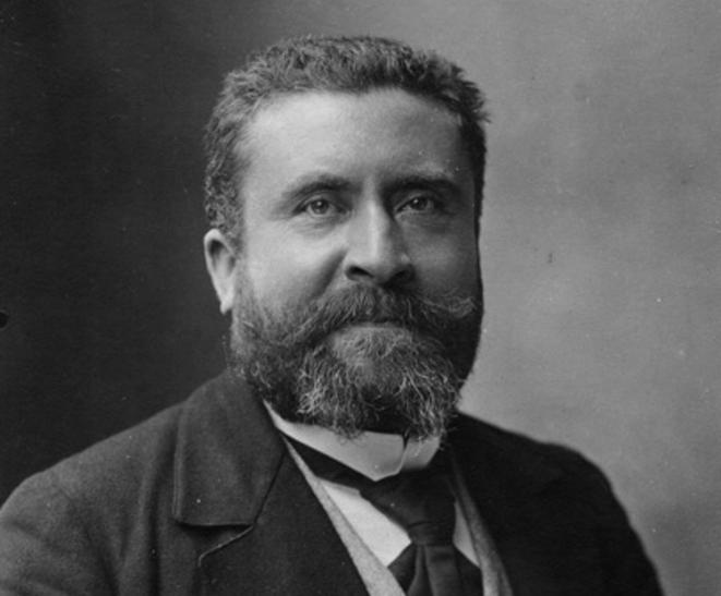 Jean Jaurès © DR
