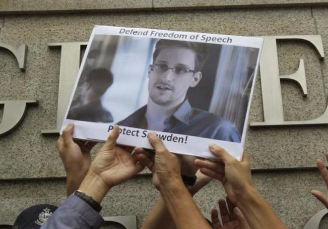 Edward Snowden © Reuters