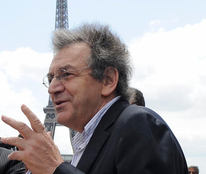 Alain Finkielkraut, le 19 juin 2009, à Paris. © Reuters