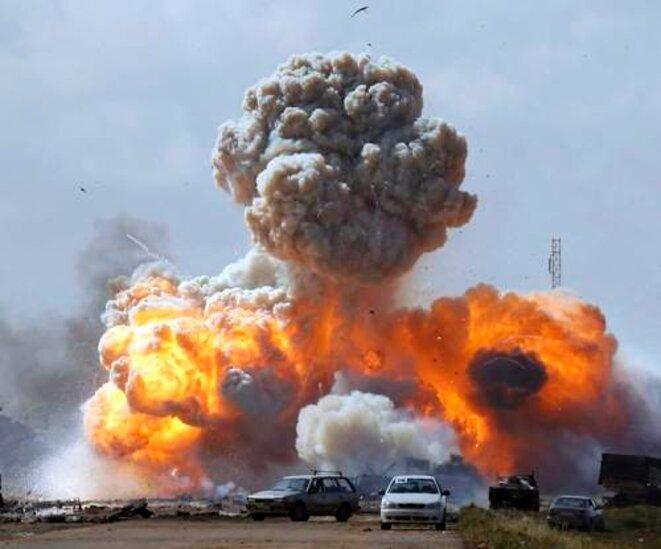 20 mars 2011, Libye © Reuters