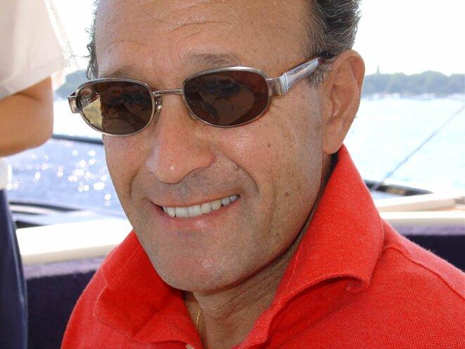Thierry Gaubert, un intime de Nicolas Sarkozy depuis Neuilly. © DR
