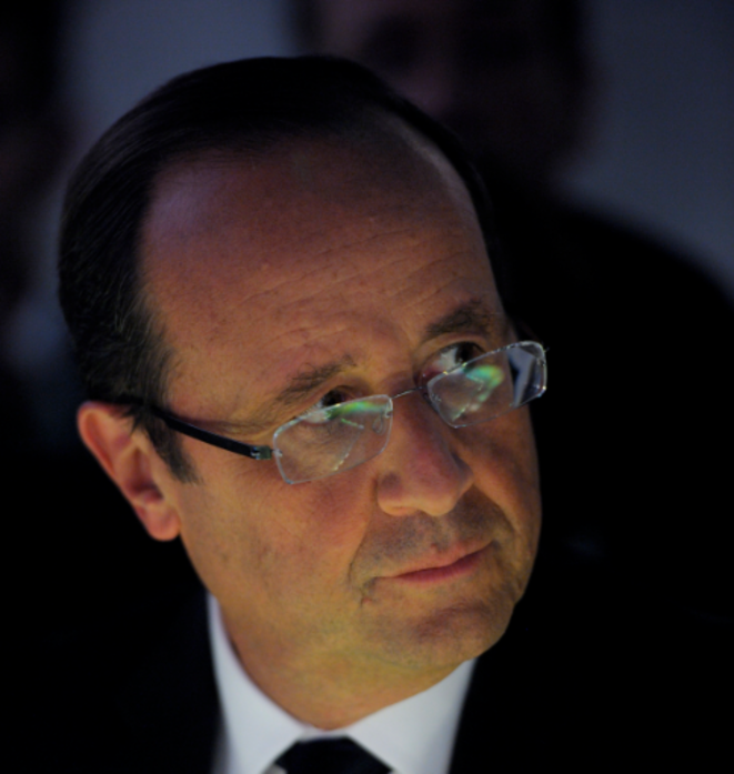 F. Hollande © Reuters