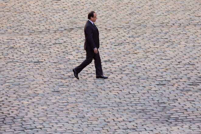 François Hollande © Reuters
