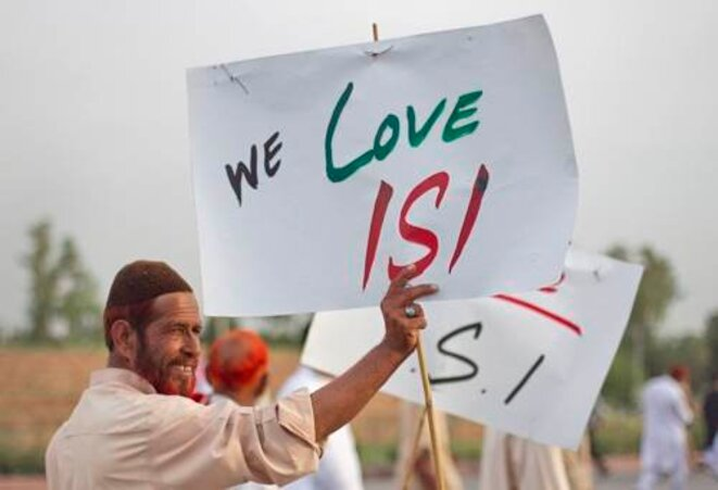 Pakistan, 2011.