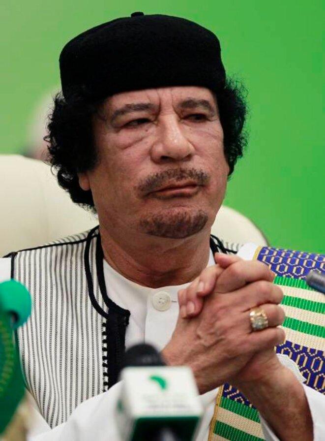 M. Kadhafi