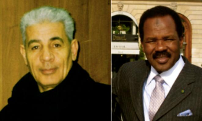 MM. Koussa et Saleh