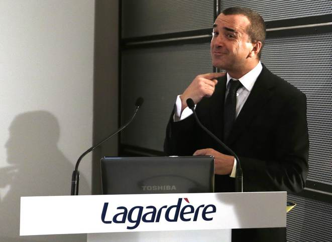 A. Lagardère