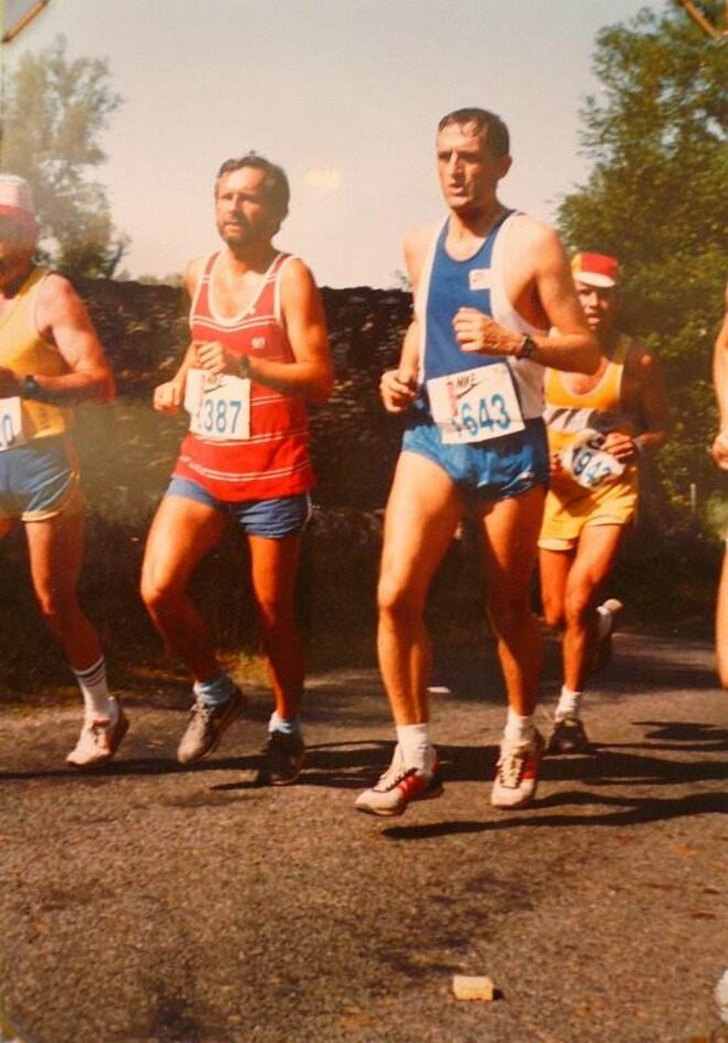 Léotard, en 1986