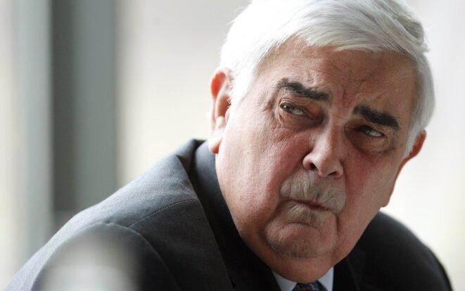 Michel Lucas, président du Crédit Mutuel.  © Reuters