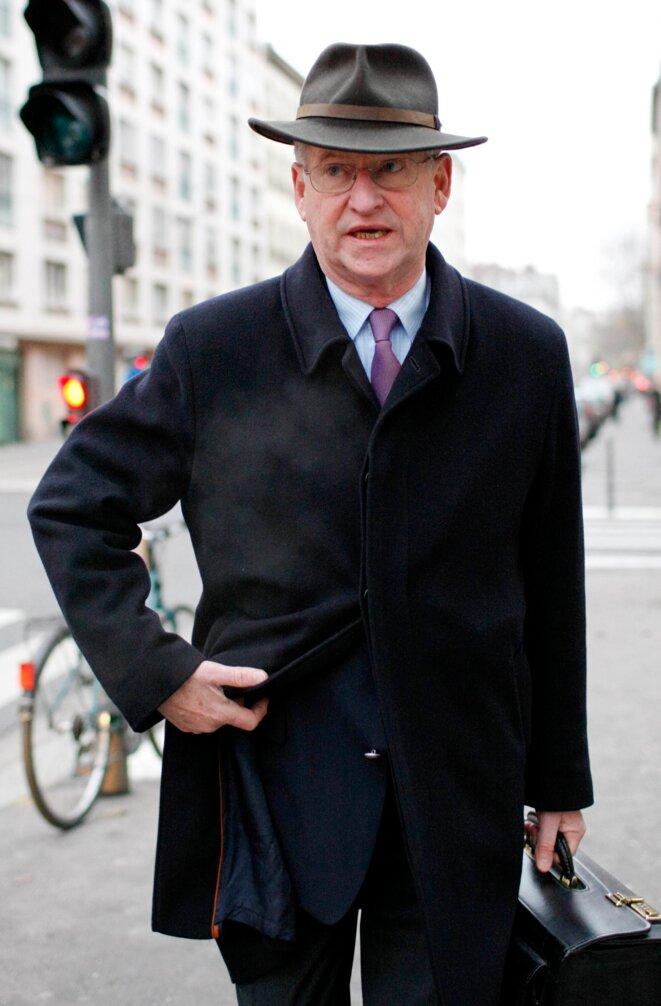 Le procureur Montgolfier