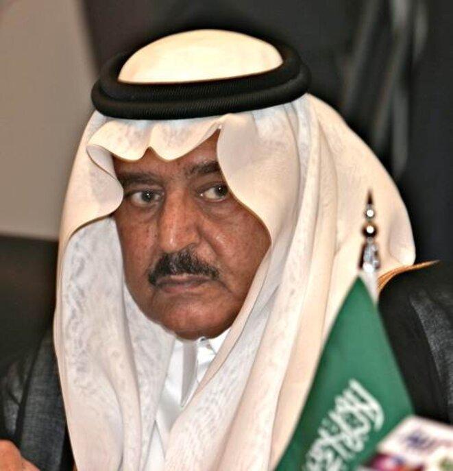 Le prince Nayef