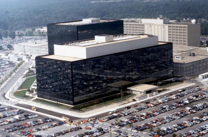 Le siège de la NSA dans le Maryland. © Reuters