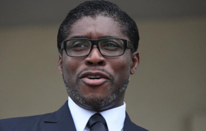 Teodorin Obiang © Reuters