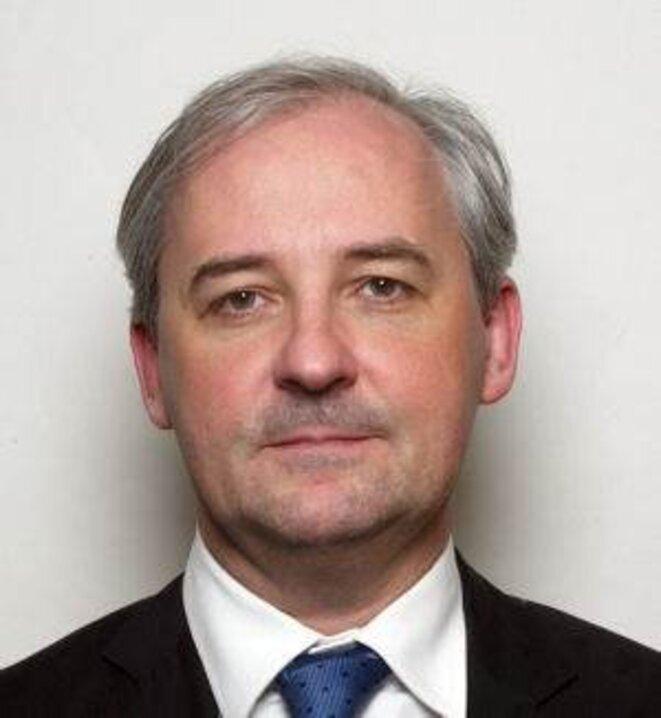 François Pérol, le banquier de l'Elysée.  © DR