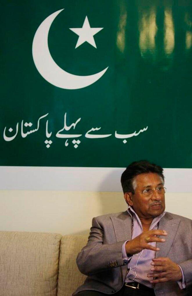 P. Musharraf