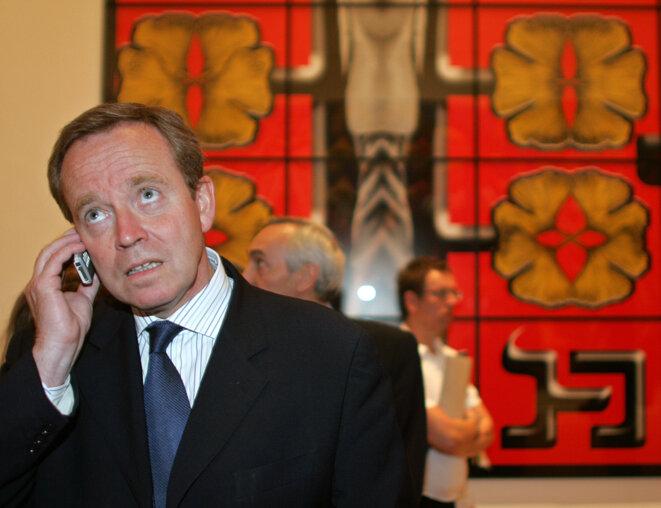 Renaud Donnedieu de Vabres © Reuters