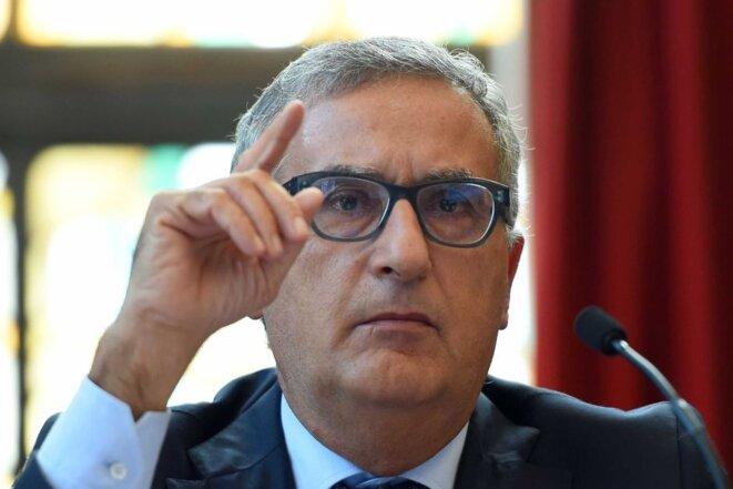 Le procureur antimafia Franco Roberti