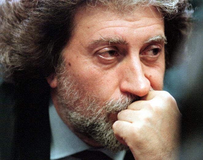 Le procureur anti-mafia Roberto Scarpinato